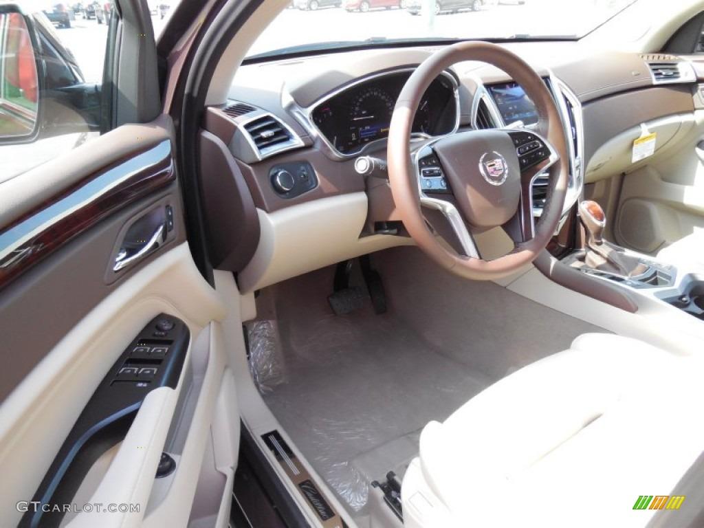 2015 Cocoa Bronze Metallic Cadillac Srx Luxury 96879721
