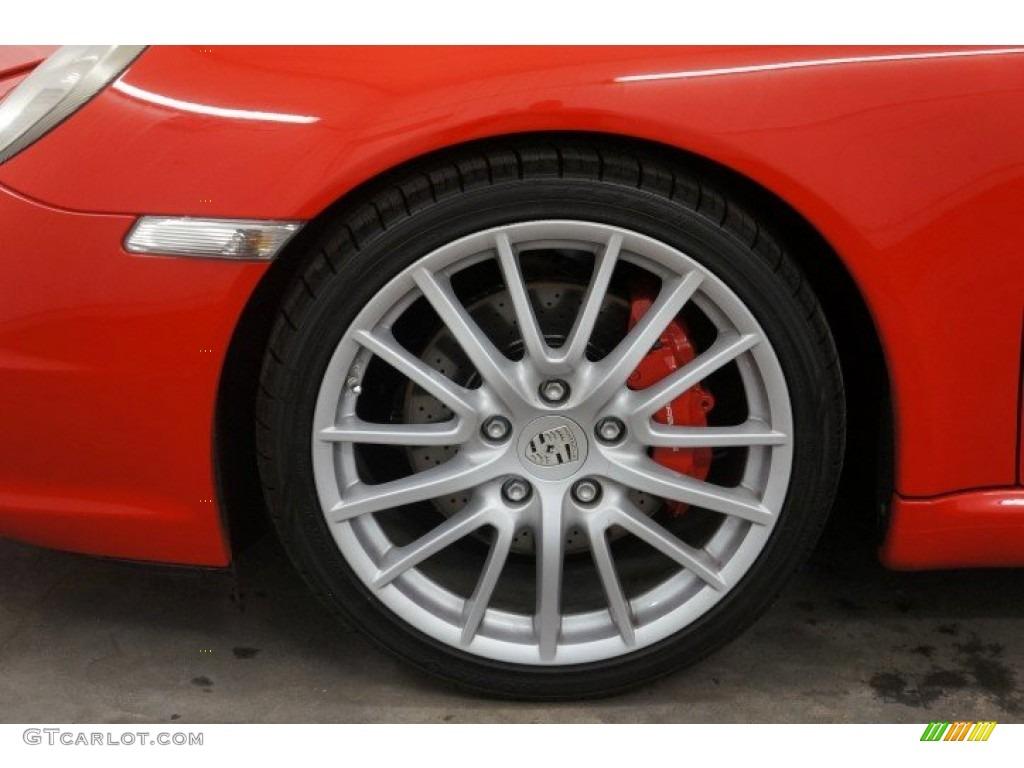 2007 Porsche 911 Carrera S Coupe Wheel Photo #96908596