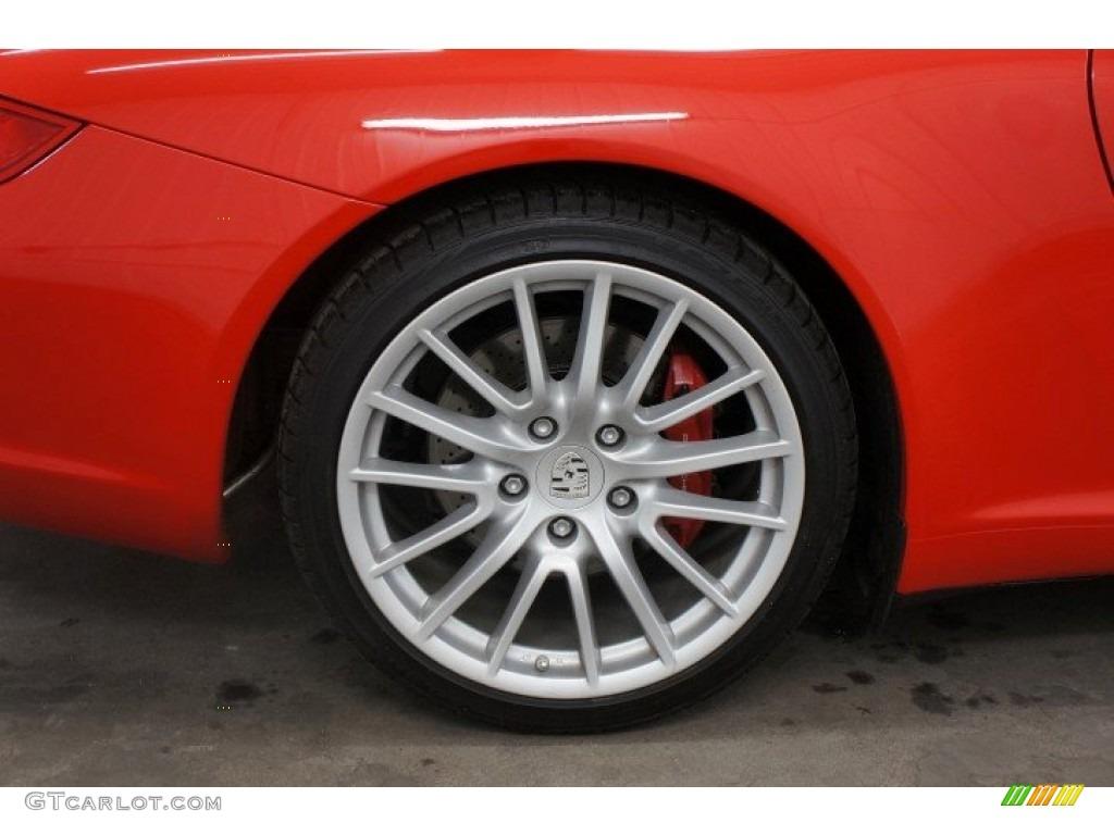 2007 Porsche 911 Carrera S Coupe Wheel Photo #96908635