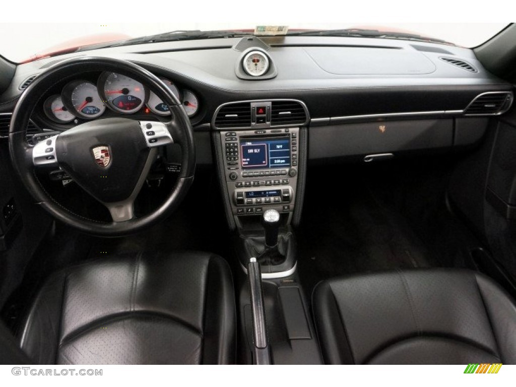 2007 Porsche 911 Carrera S Coupe Dashboard Photos