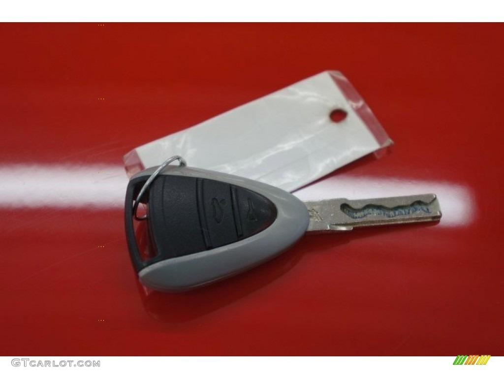 2007 Porsche 911 Carrera S Coupe Keys Photos