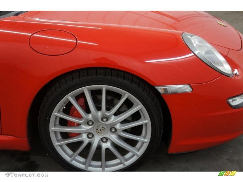 2007 Porsche 911 Carrera S Coupe Wheel Photos