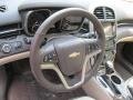 Cocoa/Light Neutral Steering Wheel Photo for 2015 Chevrolet Malibu #96932146