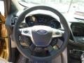 2014 Karat Gold Ford Escape SE 2.0L EcoBoost 4WD  photo #18