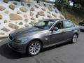 Space Gray Metallic 2011 BMW 3 Series 328i xDrive Sedan