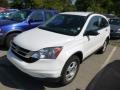 2010 Taffeta White Honda CR-V LX AWD  photo #3