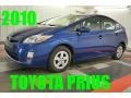 Blue Ribbon Metallic 2010 Toyota Prius Hybrid II