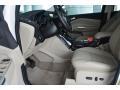 2014 White Platinum Ford Escape Titanium 1.6L EcoBoost  photo #6