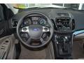 2014 White Platinum Ford Escape Titanium 1.6L EcoBoost  photo #12