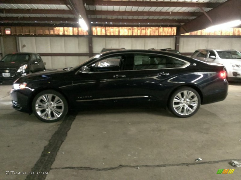 2015 blue velvet metallic chevrolet impala ltz 96997771 photo 3 car color. Black Bedroom Furniture Sets. Home Design Ideas