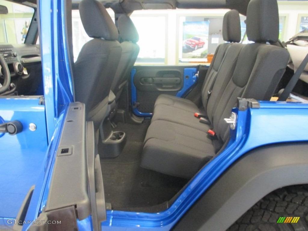 Sahara Car Seats
