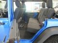 Black 2015 Jeep Wrangler Unlimited Interiors