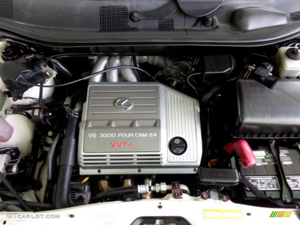 2000 lexus rx 300 awd 3 0 liter dohc 24 valve v6 engine. Black Bedroom Furniture Sets. Home Design Ideas