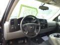 2011 Imperial Blue Metallic Chevrolet Silverado 1500 LS Extended Cab 4x4  photo #13