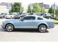 2007 Windveil Blue Metallic Ford Mustang V6 Premium Coupe  photo #8