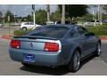 2007 Windveil Blue Metallic Ford Mustang V6 Premium Coupe  photo #10