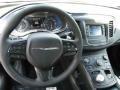 Black Steering Wheel Photo for 2015 Chrysler 200 #97047143