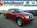 Cayenne Red 2015 Nissan Frontier Gallery