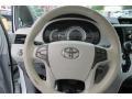 2011 Super White Toyota Sienna SE  photo #17