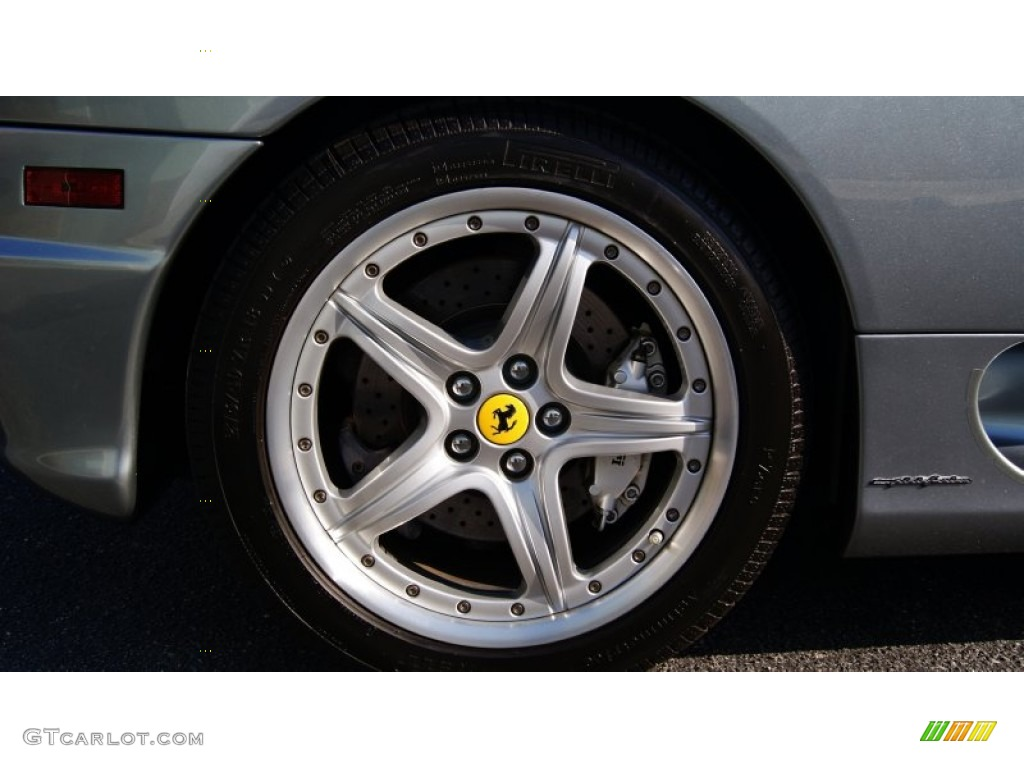 2004 Ferrari 360 Spider F1 Wheel Photo 97065575