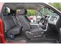 2009 F150 FX4 SuperCab 4x4 Black/Black Interior