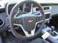 Black Dashboard Photo for 2015 Chevrolet Camaro #97096921