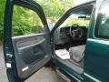 2002 Forest Green Metallic Chevrolet Silverado 1500 LS Extended Cab 4x4  photo #9