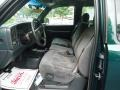 2002 Forest Green Metallic Chevrolet Silverado 1500 LS Extended Cab 4x4  photo #11