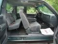 2002 Forest Green Metallic Chevrolet Silverado 1500 LS Extended Cab 4x4  photo #22