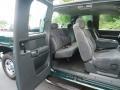 2002 Forest Green Metallic Chevrolet Silverado 1500 LS Extended Cab 4x4  photo #23