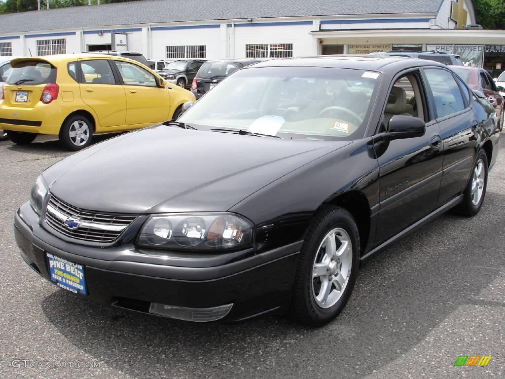 2003 black chevrolet impala ls 9700662. Cars Review. Best American Auto & Cars Review