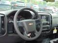 Dark Ash/Jet Black Dashboard Photo for 2015 Chevrolet Silverado 1500 #97113296