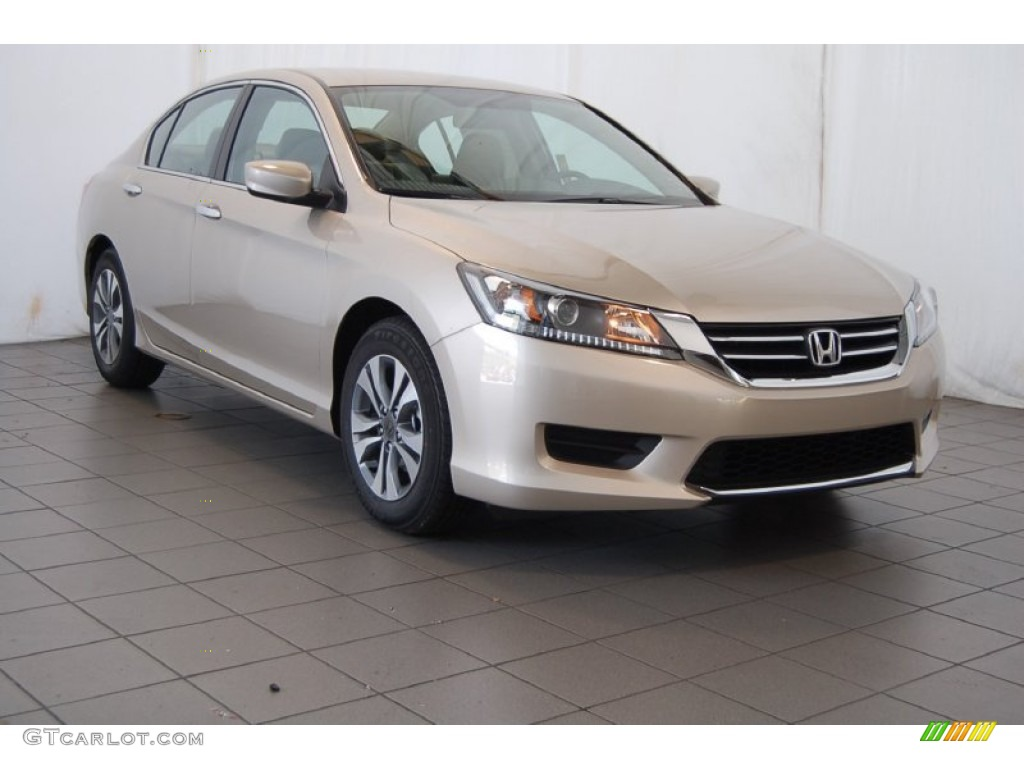 2015 champagne frost pearl honda accord lx sedan 97110300 car color galleries. Black Bedroom Furniture Sets. Home Design Ideas