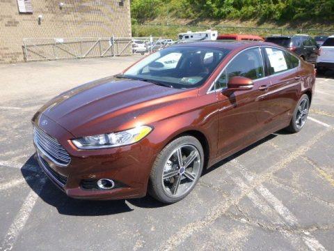 2015 Ford Fusion Titanium Data, Info and Specs