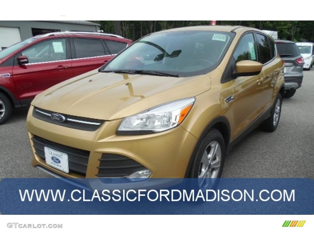 Karat Gold Ford Escape