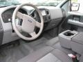 Medium Flint/Dark Flint Grey 2005 Ford F150 Interiors