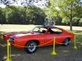 Carousel Red - GTO Judge Hardtop Photo No. 25