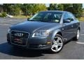 Quartz Gray Metallic 2006 Audi A4 2.0T quattro Sedan