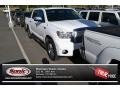 Super White 2012 Toyota Tundra Limited CrewMax 4x4