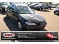 Nighthawk Black Pearl 2001 Honda Accord EX V6 Sedan