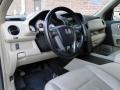 2009 Honda Pilot Beige Interior Interior Photo