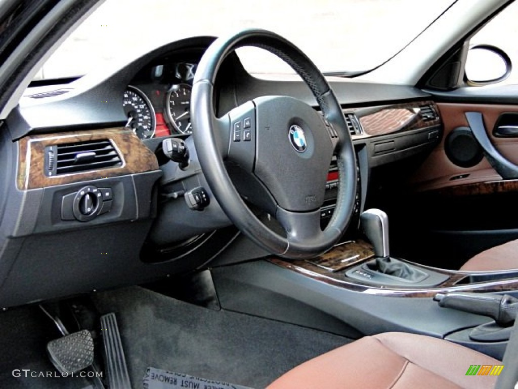 2006 BMW 3 Series 325i Sedan Interior Color Photos