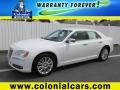2013 Bright White Chrysler 300 C AWD #97189024