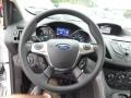 2014 White Platinum Ford Escape SE 1.6L EcoBoost 4WD  photo #19
