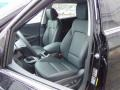 Black 2014 Hyundai Santa Fe Interiors