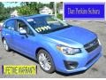 Sky Blue Metallic 2012 Subaru Impreza 2.0i Premium 5 Door