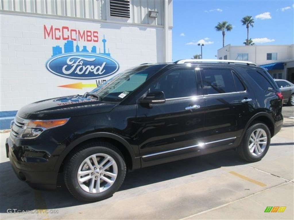 tuxedo black ford explorer - New 2015 Ford Explorer Black Color