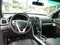 2015 Ford Explorer Sport Charcoal Black Interior Dashboard Photo