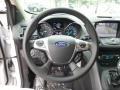 2014 White Platinum Ford Escape SE 2.0L EcoBoost 4WD  photo #18