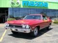 Matador Red - Chevelle SS 396 Sport Coupe Photo No. 1